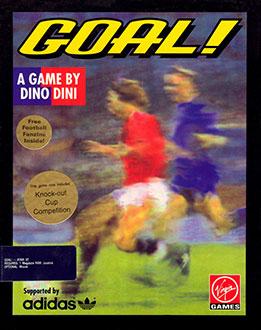 Carátula del juego Goal! (Atari ST)