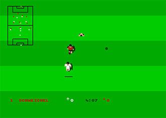 Pantallazo del juego online Goal! (Atari ST)
