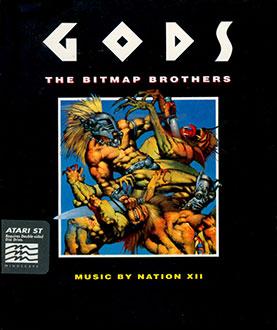 Juego online Gods (Atari ST)