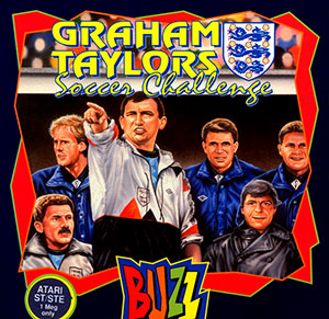 Juego online Graham Taylor's Soccer Challenge (Atari ST)