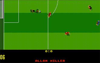 Graham Taylor's Soccer Challenge