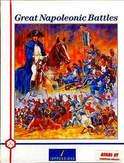 Portada de la descarga de Great Napoleonic Battles