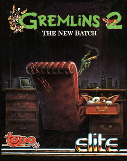 Juego online Gremlins 2: The New Batch (Atari ST)