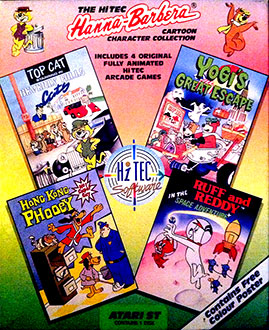 Juego online The Hi-Tec Hanna-Barbera Cartoon Character Collection (Atari ST)