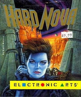 Juego online Hard Nova (Atari ST)
