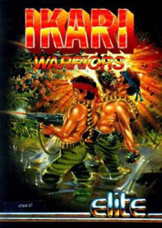 Juego online Ikari Warriors (Atari ST)