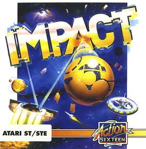Juego online Impact (Atari ST)
