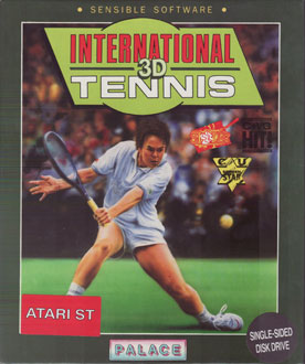 Portada de la descarga de International 3D Tennis