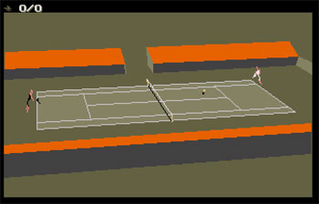 Imagen de la descarga de International 3D Tennis