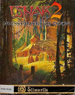 Carátula del juego Ishar 2 Messengers of Doom (Atari ST)