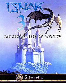 Portada de la descarga de Ishar 3: The Seven Gates of Infinity