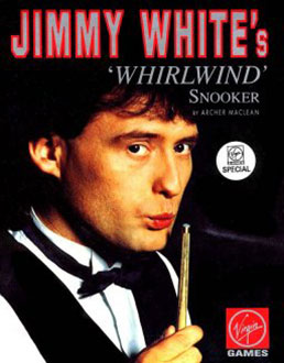 Juego online Jimmy White's Whirlwind Snooker (Atari ST)