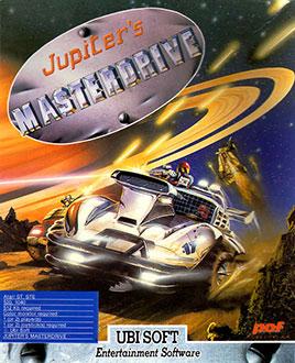 Portada de la descarga de Jupiter's Masterdrive