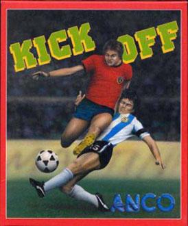 Carátula del juego Kick Off (Atari ST)