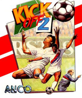 Portada de la descarga de Kick Off 2