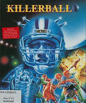 Portada de la descarga de Killerball