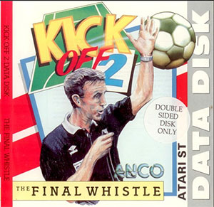 Portada de la descarga de Kick Off 2: The Final Whistle