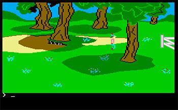 Imagen de la descarga de King's Quest II: Romancing The Throne