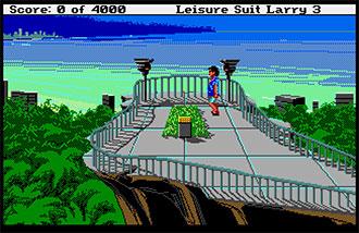 Imagen de la descarga de Leisure Suit Larry 3: Passionate Patti in Pursuit of the Pulsating Pectorals