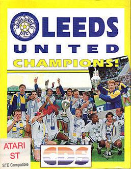 Juego online Leeds United Champions! (Atari ST)