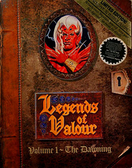 Juego online Legends of Valour (Atari ST)