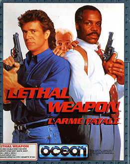 Juego online Lethal Weapon (Atari ST)