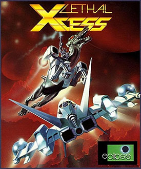 Juego online Lethal Xcess (Atari ST)