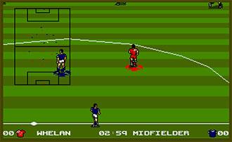 Pantallazo del juego online Liverpool The Computer Game (Atari ST)