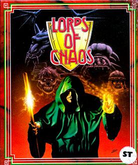 Portada de la descarga de Lord of Chaos