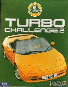 Juego online Lotus Turbo Challenge 2 (Atari ST)