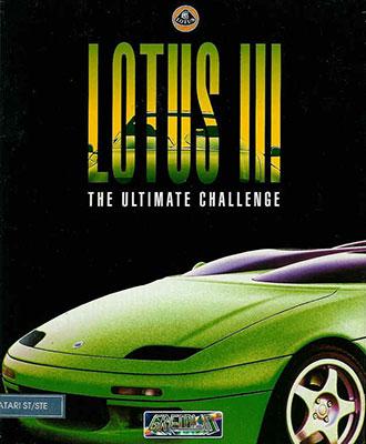 Portada de la descarga de Lotus III: The Ultimate Challenge