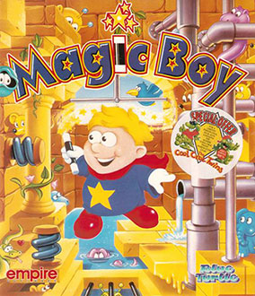 Juego online Magic Boy (Atari ST)