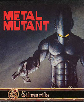 Portada de la descarga de Metal Mutant
