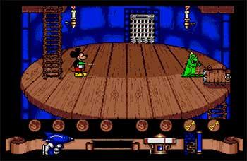 Imagen de la descarga de Mickey Mouse: The Computer Game