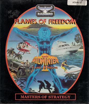 Portada de la descarga de Midwinter 2: Flames Of Freedom
