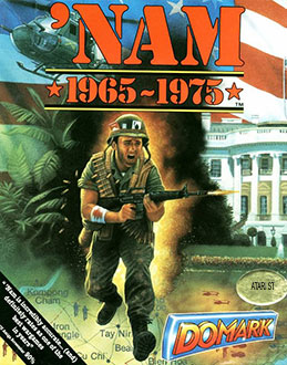Juego online Nam 1965-1975 (Atari ST)