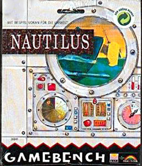 Juego online Nautilus (Atari ST)