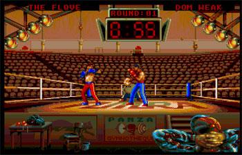 Imagen de la descarga de Panza Kick Boxing