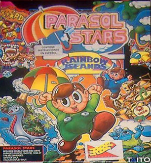 Juego online Parasol Stars (Atari ST)