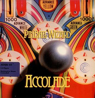 Juego online Pinball Wizard (Atari ST)