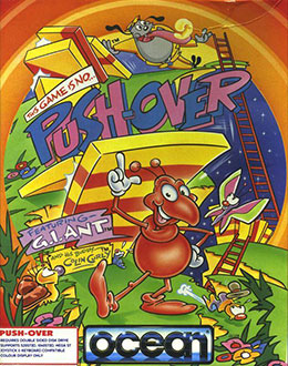 Juego online Push Over (Atari ST)