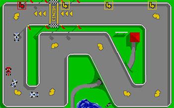Imagen de la descarga de Radio Controlled Racer