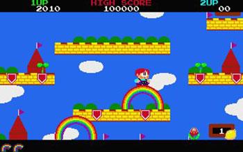 Imagen de la descarga de Rainbow Islands: The Story of Bubble Bobble 2
