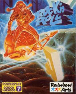 Carátula del juego Rock 'n Roll (Atari ST)