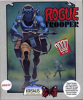 Portada de la descarga de Rogue Trooper