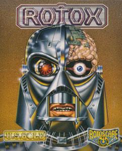 Portada de la descarga de Rotox