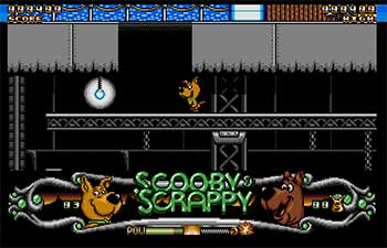 Imagen de la descarga de Scooby Doo and Scrappy Doo