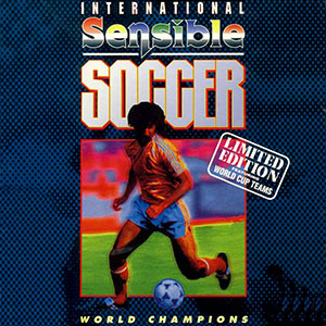 Juego online Sensible Soccer International Edition (Atari ST)
