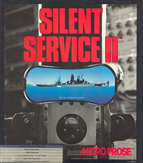 Juego online Silent Service II (Atari ST)