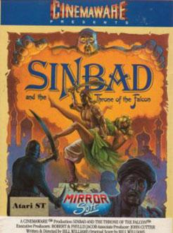 Portada de la descarga de Sinbad and the Throne of the Falcon